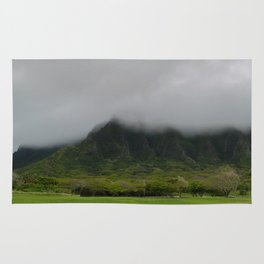 Ko'olau Mountains Rug