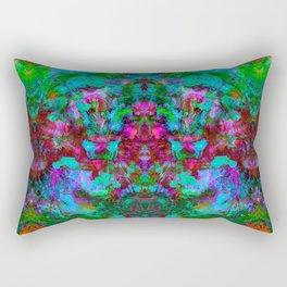 Nausea 1969 IV Rectangular Pillow