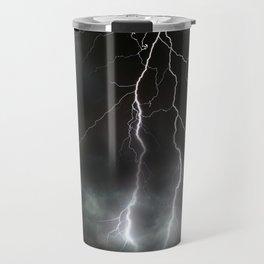 Lightning Strikes Travel Mug