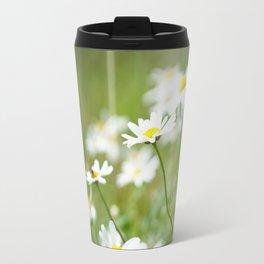 Summer Daisy Travel Mug
