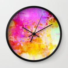 ..of my mind Wall Clock