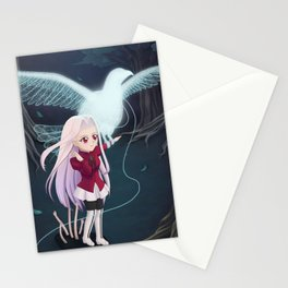 Fate/Zero:  Iri Stationery Cards