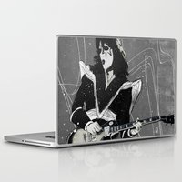 spaceman Laptop & iPad Skins featuring Spaceman by Ed Pires