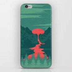 The Red River iPhone & iPod Skin