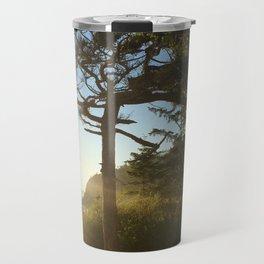 Deception Pass Devine Light Bonsai Tree Travel Mug