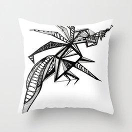 BIONIC Throw Pillow