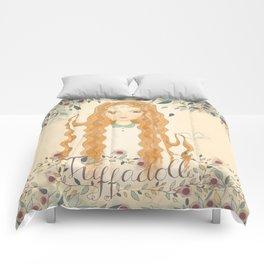 Queen Jodha Comforters
