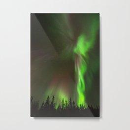 Angel of the North Metal Print