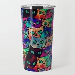 Cats New colour 157 Travel Mug