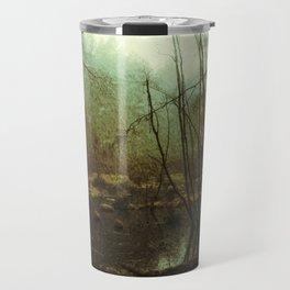 Swampy Forest Travel Mug