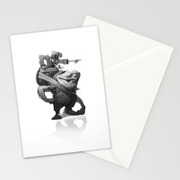 Dumb and Dumber Stationery Cards