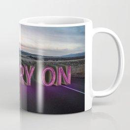 carry on. Coffee Mug