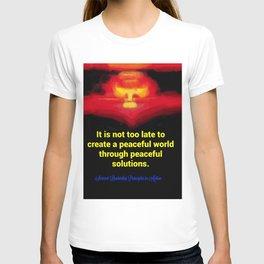 A Peaceful World T-shirt