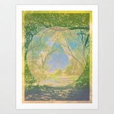 Elfin  Art Print
