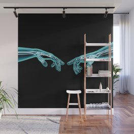 Electromagnetic Inception Wall Mural