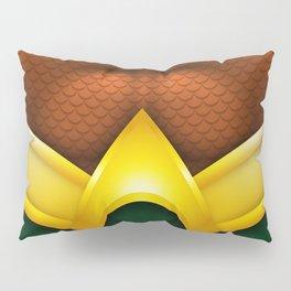Aquaman: Superhero Art Pillow Sham