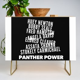 Panther Power Credenza