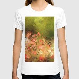 Flowers Of Corfu T-shirt