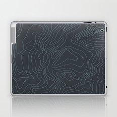 Contour Mapping v.3 Laptop & iPad Skin