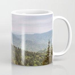Blue Smoke Mountains Coffee Mug