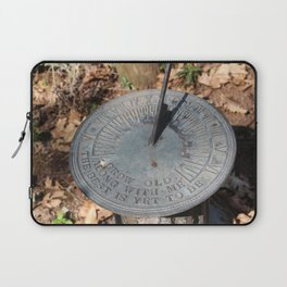 The Best Is Yet To Be Laptop Sleeve