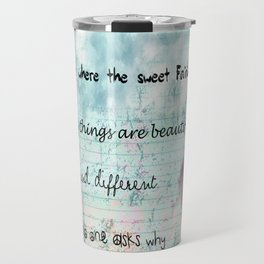 Sweet Fairy Travel Mug