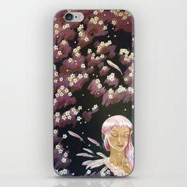 Plum Blossom iPhone Skin