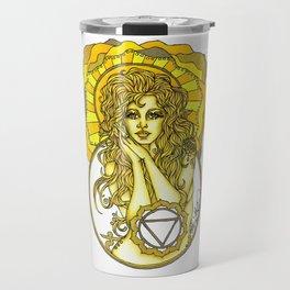 Solar Plexus Chara Travel Mug