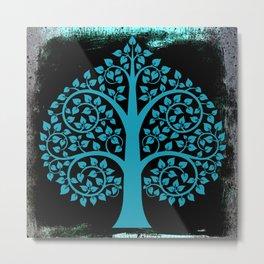 Bodhi Tree0107 Metal Print