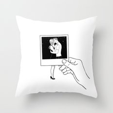 We used to be together Throw Pillow