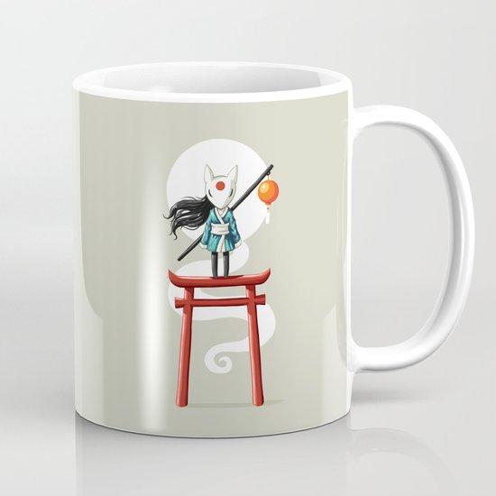 Torii 2 Coffee Mug