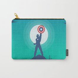 captain americaa Carry-All Pouch