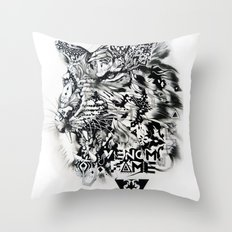 Venom Fame Throw Pillow