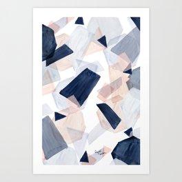 Gravity Art Print
