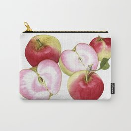 Pink Pearl Apple Carry-All Pouch