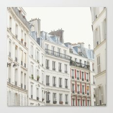Good Morning, Paris - Photography Canvas Print