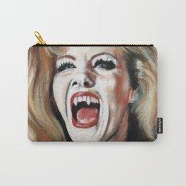Vampire Lovers - Ingrid Pitt Carry-All Pouch