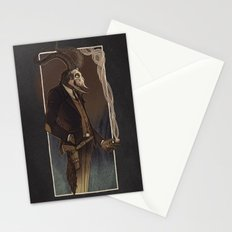 Crooked man Stationery Cards