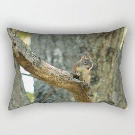 Brown Squirrel Rectangular Pillow