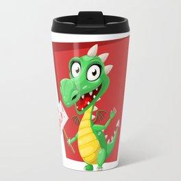 Dragon Says Hola Travel Mug