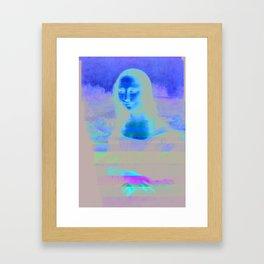 Mona Glitcha Framed Art Print