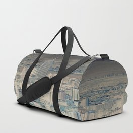 Inverted Manhattan Duffle Bag