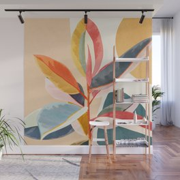 Colorful Branching Out 05 Wall Mural
