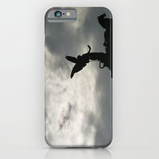 Roman angel and chariot at sunset 2 iPhone 6s Slim Case