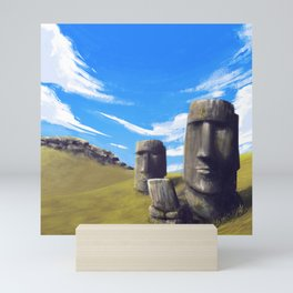 Rapanui Mini Art Print