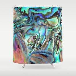 Abalone shell Shower Curtain