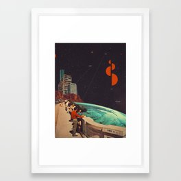 Hopes And Dreams Framed Art Print