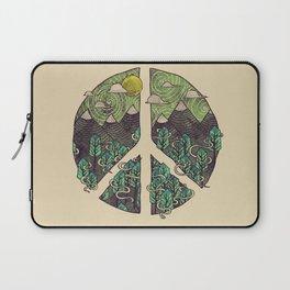 Peaceful Landscape Laptop Sleeve