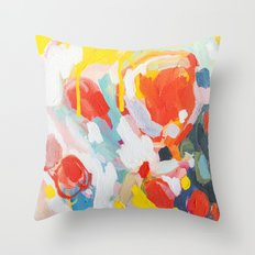 Color Study No. 6 Throw Pillow