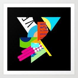 VEV Art Print